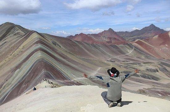 Excursión a la montaña de 7 colores.