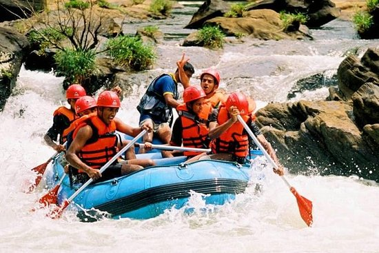 Whitewater Rafting in Kitulgala With...