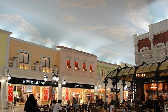 Doha Shopping Spree with Your...