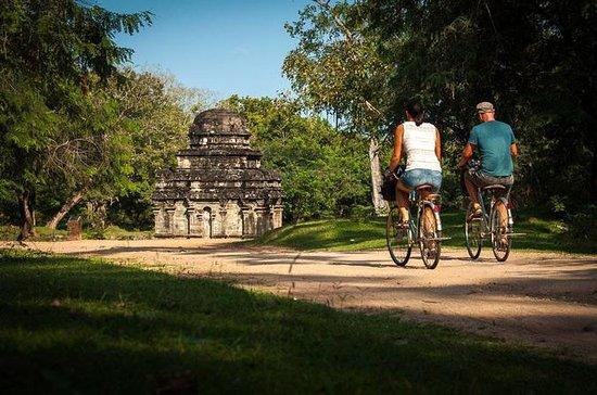 Polonnaruwa Ancient City Cycling Tour