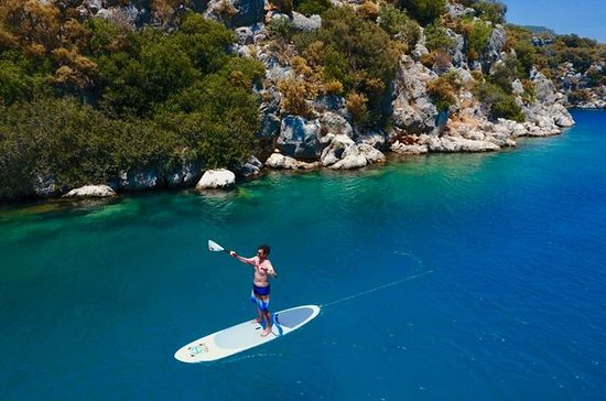 Standup Paddle Board Tour in Kas