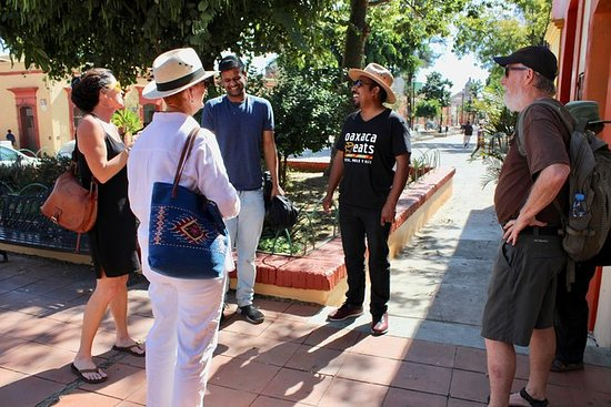 Private Downtown Walking Food Tour in Oaxaca: Oaxaca Centro Walking Food Tour