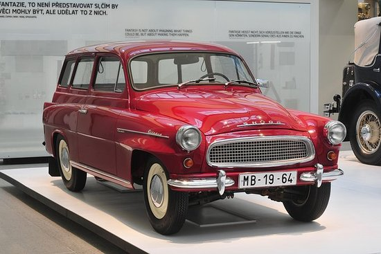 Skoda Car Factory and Museum Private...