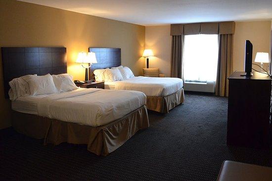 Sidney, Монтана: Guest room