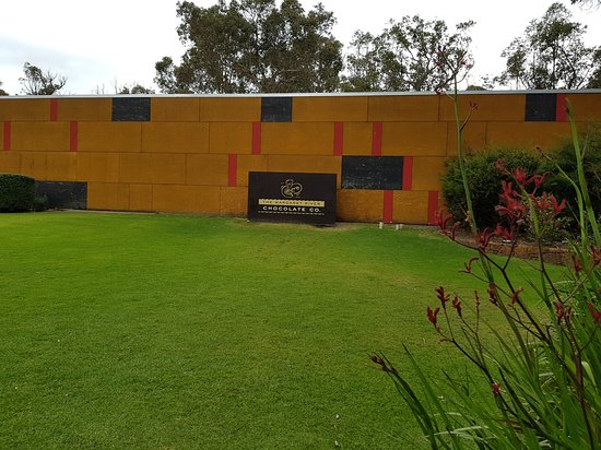 Margaret River Chocolate Company: Building