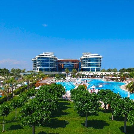 Best All Inclusive 5 Star Hotel Review Of Baia Lara Hotel Antalya