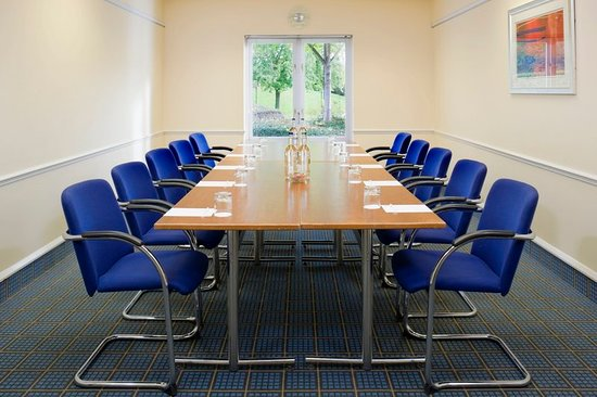Eight Ash Green, UK: Meeting room