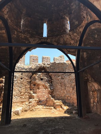 Древнейшая крепость Турции