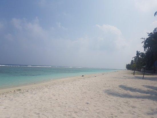 Đảo san hô vòng Kaafu: Hulhumale