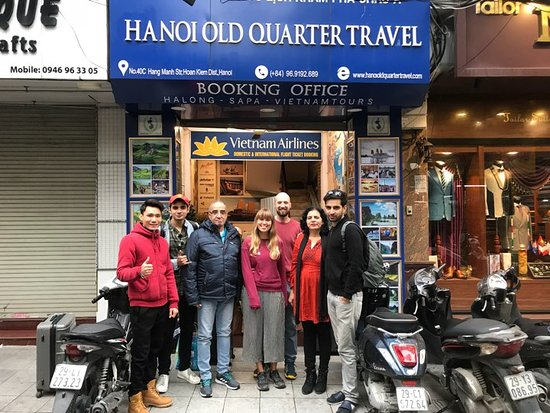 Hanoi Old Quarter Travel