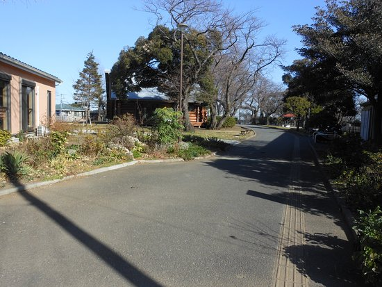 Kashiwaba Park Children Log House