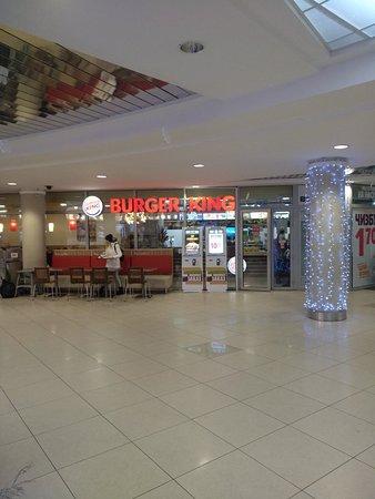 Подземный торговый центр
