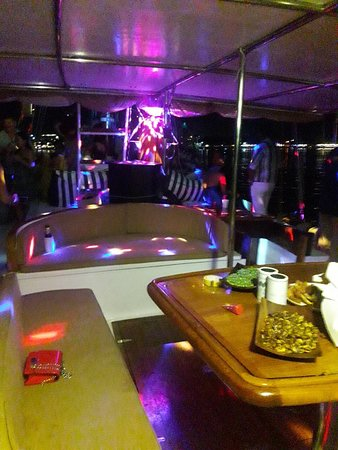 "Celebrate New Year party on luxury yacht "" Seraph"""
