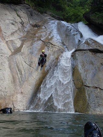 Burgberg im Allgäu, Deutschland: Canyoning erleben in der Starzlachklamm