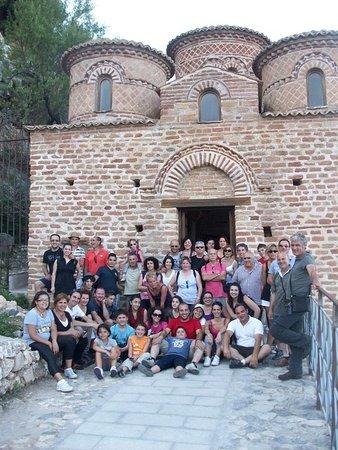 Varapodio, Italia: tour presso stilo