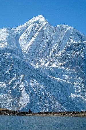 Annapurna Region, Nepal: Gangapurna Himal  Pic Credit:- Doug Letterman