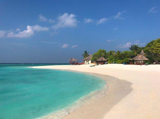 فابينفارو: plage côté ouest