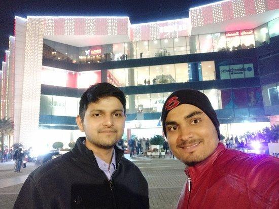 Elante mall Foto