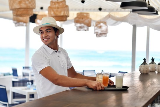 Sidi Abdel Rahman, Egypt: Drinks