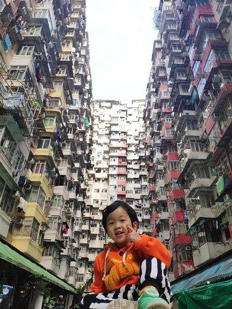 讓人為之一振的密集型住宅