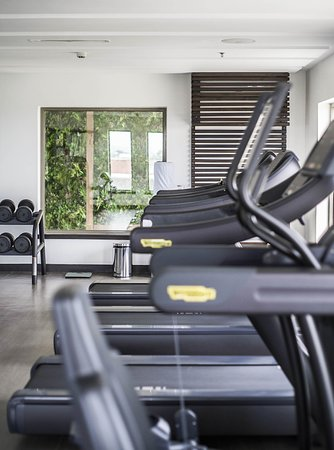 Four Points by Sheraton Nairobi Airport: Fitness Center 