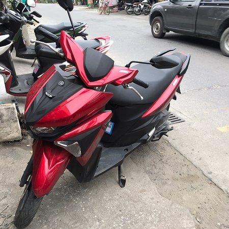 Zippy Motorbike Rentals