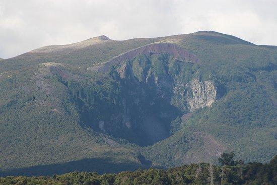 Waimangu, Новая Зеландия: Crater Tarawera