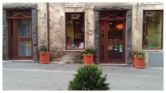 Montorgiali, Italy: אספרסו מושלם