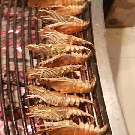 Seafood Buffet Amazing