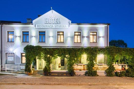 Bilgoraj, Poland: Hotel i Restauracja Sitarska