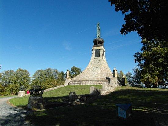 Památník Mohyla míru