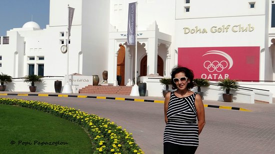 Doha Golf Club: Doha Golf Club