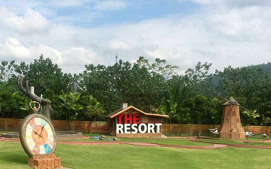 The Resort at Suanphueng