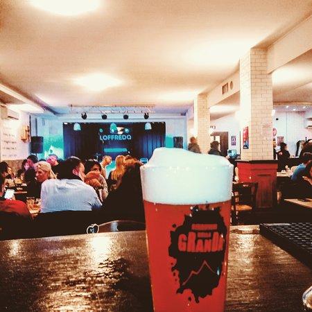Birre artigianali del Birrificio della Granda... Slow Food