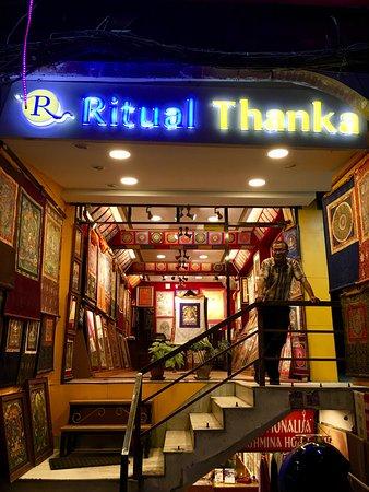 Ritual Thanka