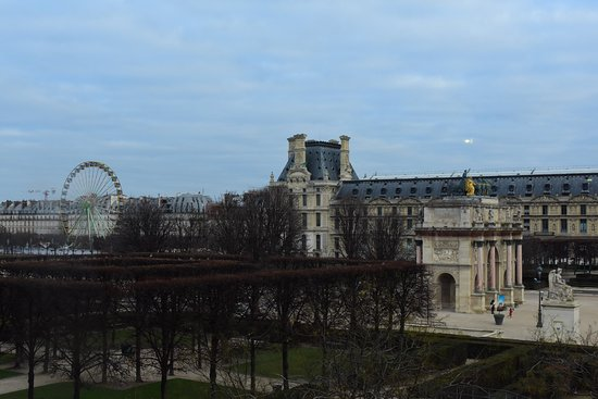 Place du Carrousel du Louvre