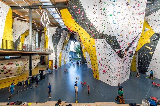 GRIFFIG Kletterhalle Uster
