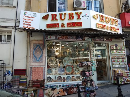 Ruby Ceramics & Gift Shop