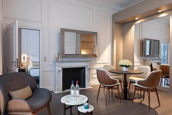 Guest room - Picture of La Clef Champs-Elysees Paris, Paris - Tripadvisor
