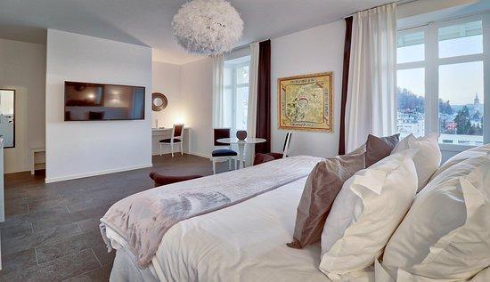 Suite Dhammazedi du Grand Hotel Belfry de Lourdes - Изображение Гран Отель Де Ля Грoтт, Лурд - Tripadvisor