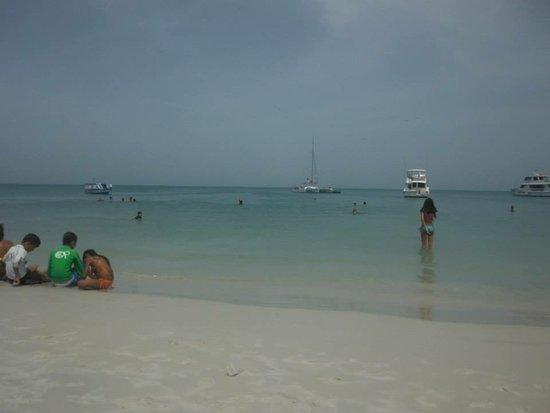 Coche Island, Βενεζουέλα: Sin lugar a dudas la mejor playa de margarita para hospedarse! El agua cálida y limpia, arena súper blanca.