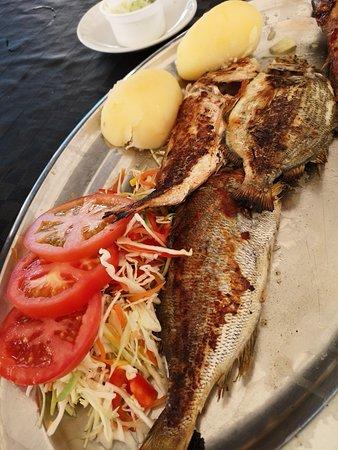 Las Nieves, Spain: Fish of the day