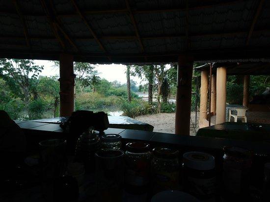 Marakissa, Gambia: petit déjeuner