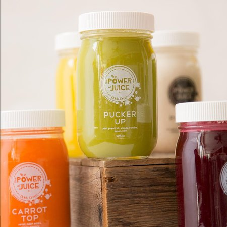 Middletown, RI: Handcrafted artisanal juices from The Power of Juice.
