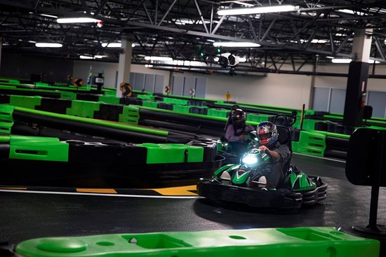 Andretti Indoor Karting & Games - San Antonio