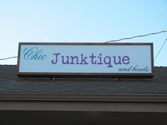 Chic Junktique and Beads