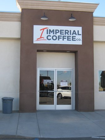 Imperial, Kalifornia: Front Entrance
