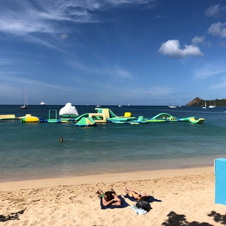 Wonderful day on St Lucia