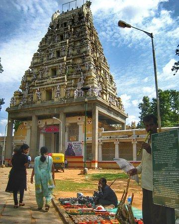 Chidambaram Nataraja Temple: El templo de Chidambaram, una de las sorpresas de Tamil Nadu con gran flujo de peregrinaciones ideal para captar con fuerza el sur de India.