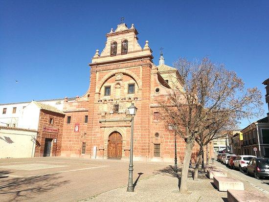 Iglesia y Convento de la Santisima Trinidad